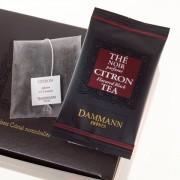 Ceai Dammann Negru - Citron