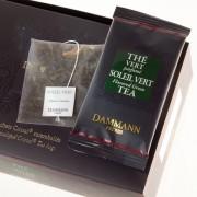 Ceai Dammann Verde - Soleil Vert