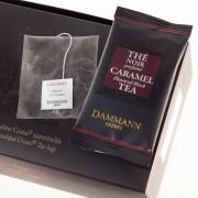 Ceai Dammann Negru - Caramel