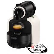 Espressor Nespresso Essenza White De'Longhi + 16 capsule
