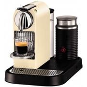 Espressor Nespresso DeLonghi Citiz EN266CWAE si Aeroccino
