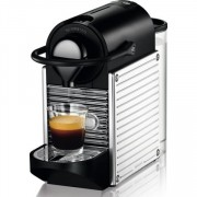 Espressor Nespresso Turmix Pixie TX160 Steel Lines