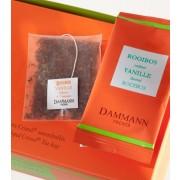 Ceai Dammann Rosu - Rooibos Vanille