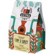 Uzina Coffee - Corp si Suflet, blend, Boabe 250g