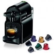 Pachet Nespresso Start - Espressor Inissia + 7 tipuri de cafea