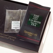 Ceai Dammann Verde - Á la Menthe